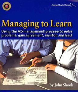 Managing to Learn Book