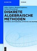 Diskrete Algebraische Methoden PDF