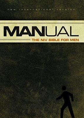 NIV  Manual  The Bible for Men  eBook