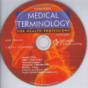 Studyware to Accompany Medical Terminology for Health Professions Book