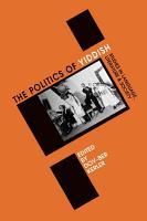 Politics of Yiddish PDF