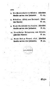 Historische Basreliefs ... Zweyte vermehrte Auflage