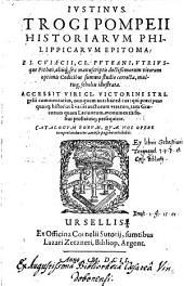 In Justinum, Trogi abbreviatorem, commentarius (etc.) Ursellis 1602