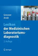 Lexikon der Medizinischen Laboratoriumsdiagnostik PDF