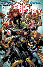 Birds of Prey (2011-) #4