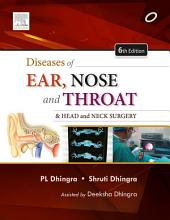 Diseases of Ear, Nose and Throat - E-Book: Edition 6