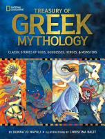 Treasury of Greek Mythology PDF