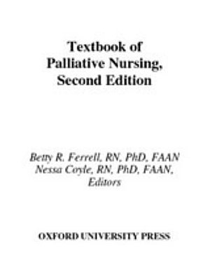 Textbook of Palliative Nursing PDF