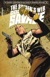 Doc Savage: The Spider's Web #1