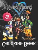 Download Kingdom Hearts Coloring Book Book