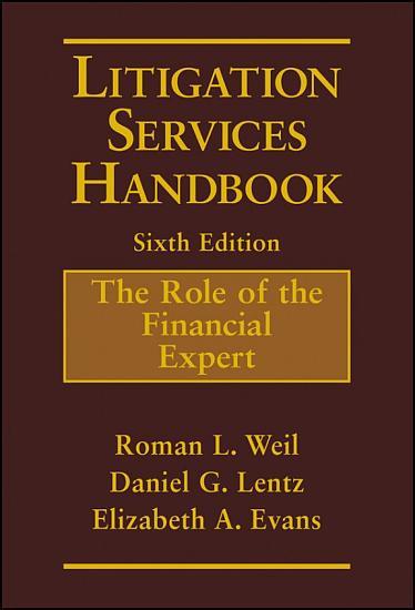 Litigation Services Handbook PDF