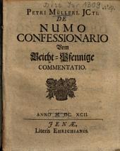 De Numo Confessionario