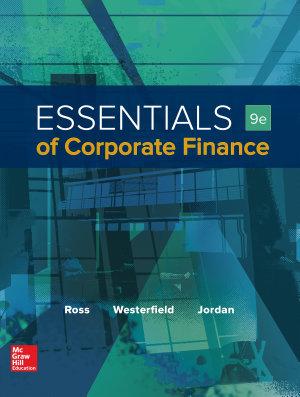Essentials of Corporate Finance