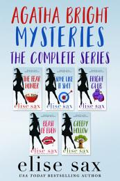 Agatha Bright Mysteries The Complete Series