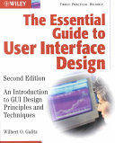 The Essential Guide to User Interface Design PDF