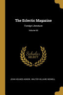 Download The Eclectic Magazine Book