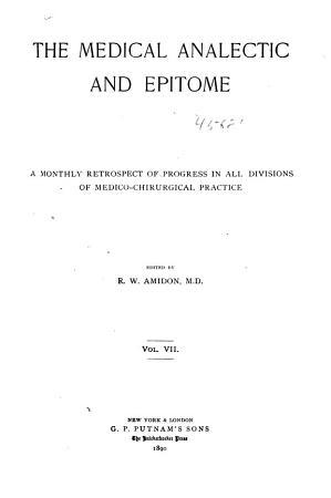 The Epitome of Medicine PDF