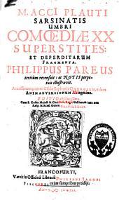 Comoediae 20 superstites: Volume 2