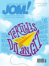 Isu 37 - Majalah Jom!: Tertulis Di Langit