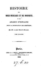 Histoire des Mores mudejares et des Morisques: ou des Arabes d'Espagne sous la domination des chrétiens, Volume2