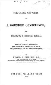 The Cause and Cure of a Wounded Conscience