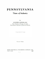 Pennsylvania: Titan of Industry