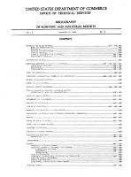 Bibliography of Scientific and Industrial Reports PDF