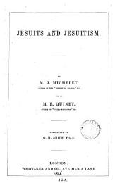 Jesuits and Jesuitism