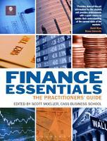 Finance Essentials PDF
