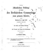 Die deutsche Sprache und Orthographie als Unterrichtsobject in den untersten Gymnasialklassen