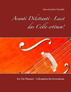 Avanti Dilettanti  Lasst das Cello ert  nen  PDF