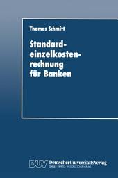 Standardeinzelkostenrechnung für Banken