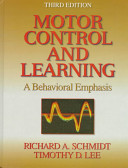 Motor Control and Learning PDF