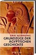 Grundz  ge der   gyptischen Geschichte PDF
