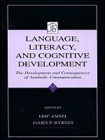 Language  Literacy  and Cognitive Development PDF