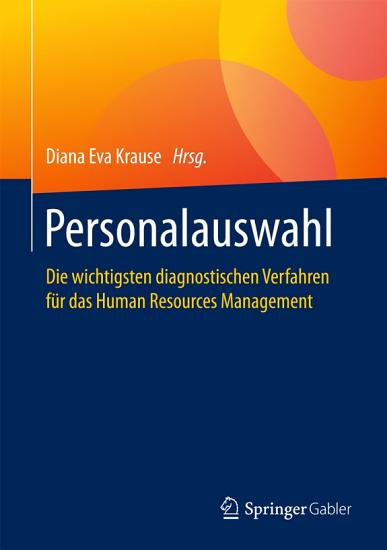 Personalauswahl PDF