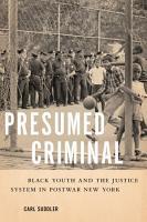 Presumed Criminal PDF