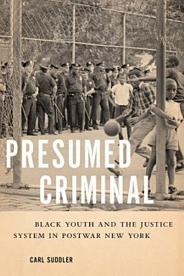 Presumed Criminal PDF