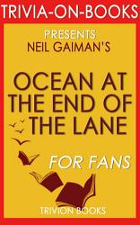 Ocean At The End Of The Lane A Novel By Neil Gaiman Trivia On Books  Book PDF