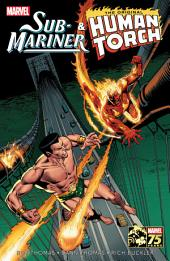 Sub-Mariner & The Original Human Torch: Volume 1