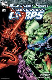 Green Lantern Corps (2006-) #45