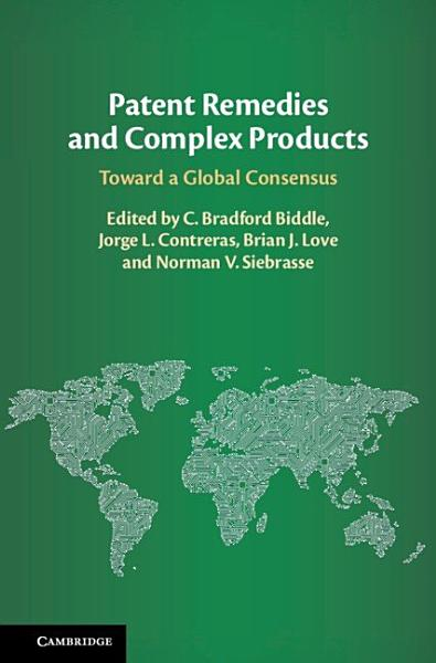 Download Patent Remedies and Complex Products Book