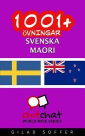 1001+ övningar svenska - Maori