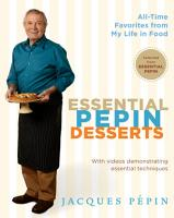 Essential Pepin Desserts PDF