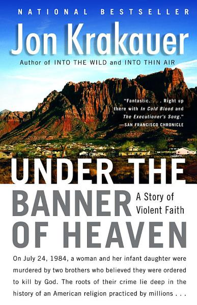 Download Under the Banner of Heaven Book
