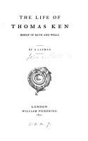 The Life of Thomas Ken PDF