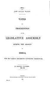 Votes & Proceedings: Volume 7