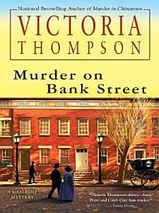 Murder on Bank Street Book