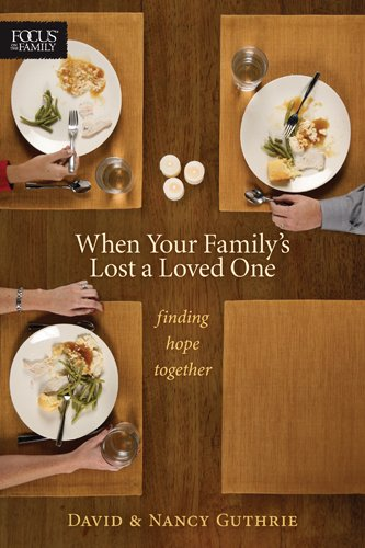 Download When Your Family s Lost a Loved One Book