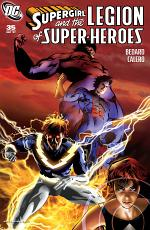 Supergirl and The Legion of Super-Heroes (2006-) #35